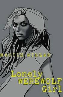 Picture of a book: Lonely Werewolf Girl