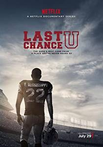 Picture of a TV show: Last Chance U