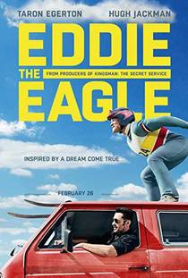 Picture of a movie: Eddie The Eagle