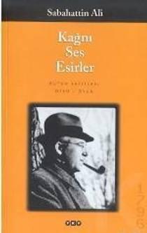 Picture of a book: Kağnı, Ses, Esirler
