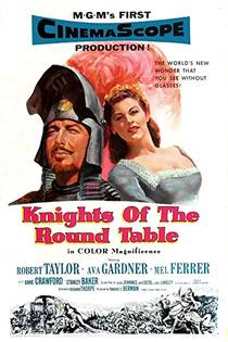 Picture of a movie: Knights of the Round Table
