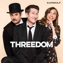 Picture of a podcast: Threedom