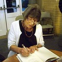 Picture of an author: Margaret Drabble