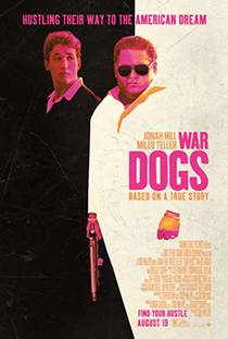 Picture of a movie: War Dogs