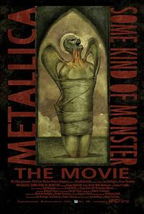 Picture of a movie: Metallica: Some Kind Of Monster