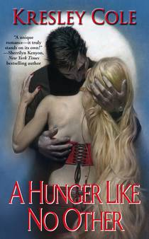 Picture of a book: A Hunger Like No Other