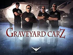 Picture of a TV show: Graveyard Carz