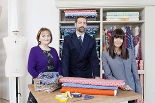 Picture of a TV show: The Great British Sewing Bee