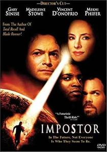 Picture of a movie: Impostor
