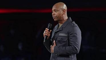 Picture of a TV show: Dave Chappelle