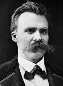 Picture of an author: Friedrich Nietzsche