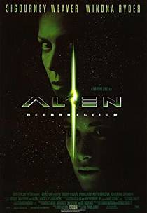 Picture of a movie: Alien: Resurrection