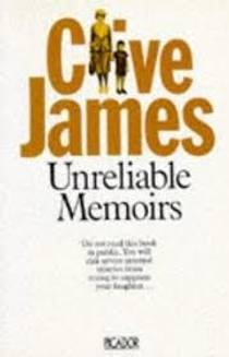 Picture of a book: Unreliable Memoirs