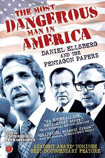 Picture of a movie: The Most Dangerous Man In America: Daniel Ellsberg And The Pentagon Papers