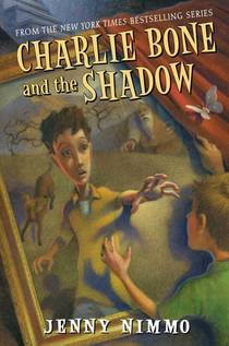 Picture of a book: Charlie Bone And The Shadow