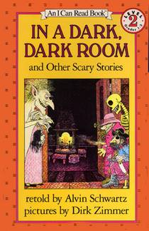 Picture of a book: In A Dark, Dark Room And Other Scary Stories
