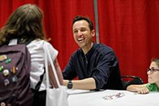 Picture of an author: Markus Zusak