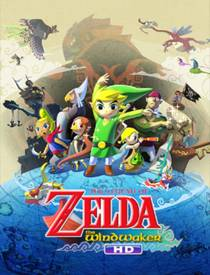 Picture of a game: The Legend Of Zelda: The Wind Waker Hd