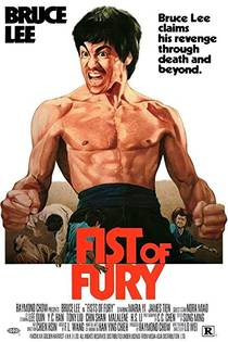 Picture of a movie: Fist Of Fury