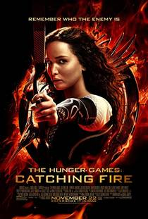 Picture of a movie: The Hunger Games: Catching Fire
