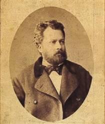 Picture of an author: Namık Kemal