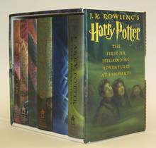 Picture of a book: Harry Potter Collection