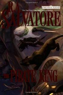 Picture of a book: The Pirate King