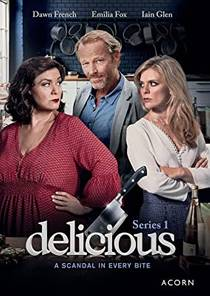 Picture of a TV show: Delicious