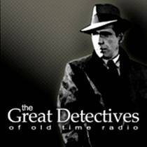 Picture of a podcast: Otr Detective – The Great Detectives Of Old Time Radio