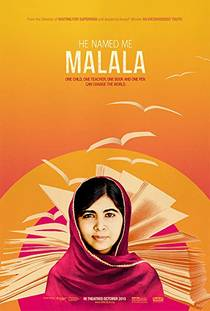 Picture of a movie: He Named Me Malala