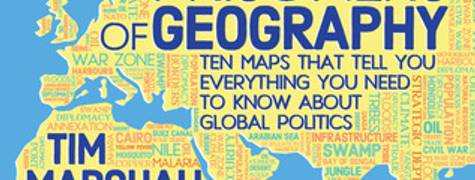 Image of Prisoners Of Geography: Ten Maps That Tell You Everything You Need To Know About Global Politics
