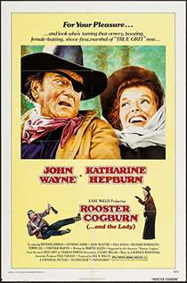 Picture of a movie: Rooster Cogburn