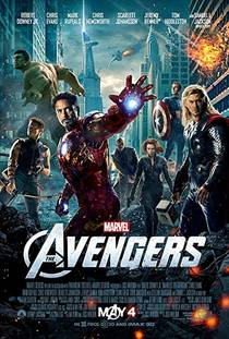 Picture of a movie: The Avengers