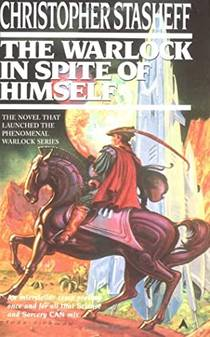 Picture of a book: The Warlock In Spite Of Himself
