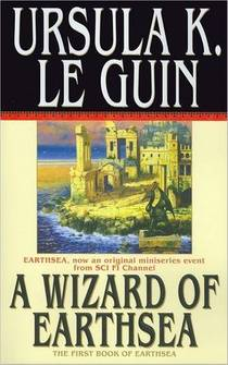 Picture of a book: A Wizard Of Earthsea