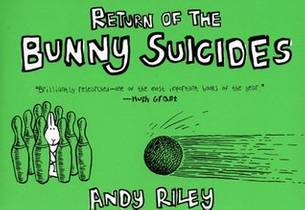 Picture of a book: Return Of The Bunny Suicides
