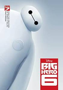 Picture of a movie: Big Hero 6