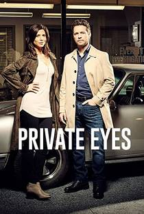 Picture of a TV show: Private Eyes