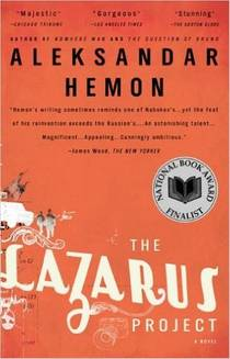 Picture of a book: The Lazarus Project