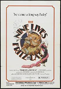 Picture of a movie: The Nine Lives Of Fritz The Cat