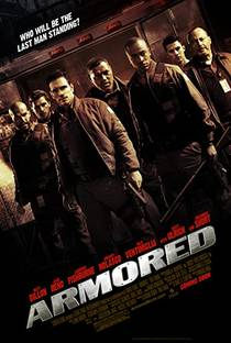 Picture of a movie: Armored