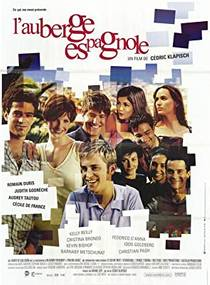 Picture of a movie: L'auberge Espagnole