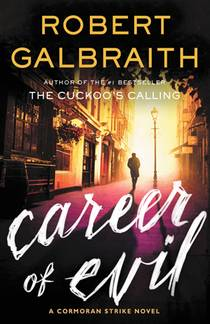 Picture of a book: Career Of Evil