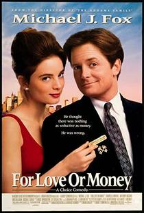 Picture of a movie: For Love Or Money