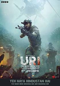 Picture of a movie: Uri: The Surgical Strike