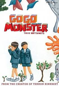 Picture of a book: Gogo Monster