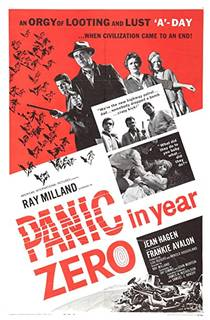 Picture of a movie: Panic In Year Zero