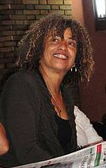 Picture of an author: Angela Y. Davis