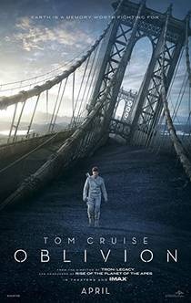 Picture of a movie: Oblivion