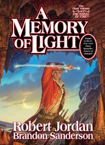 Picture of a book: A Memory Of Light